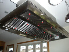 Why Unclean Kitchen Vent Hoods Are Dangerous
