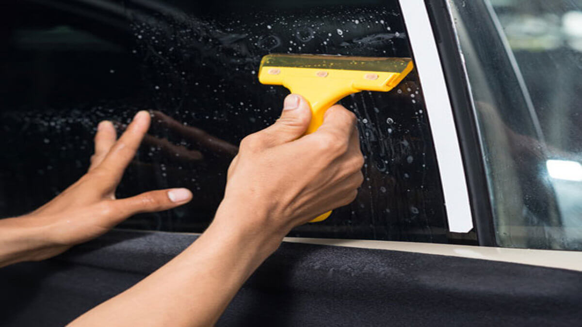 How Window Tinting Customizes Your Rides